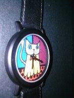 Cat Watch 1993 Jewelry by Romero Britto - 3