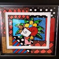 New Spring 2008 Limited Edition Print by Romero Britto - 1