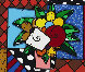 New Spring 2008 Limited Edition Print by Romero Britto - 0