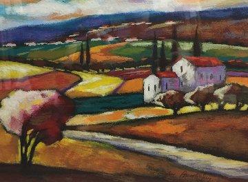 Meadows Limited Edition Print by Slava Brodinsky
