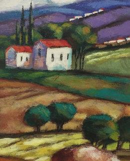 Peaceful Morning 2006 Limited Edition Print by Slava Brodinsky