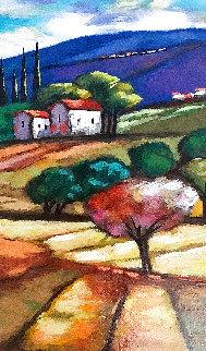Autumn Breeze 2005 Limited Edition Print - Slava Brodinsky