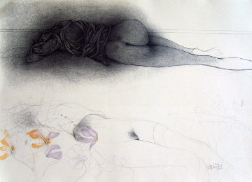 Eroticism 1979 Limited Edition Print - Bruno Bruni