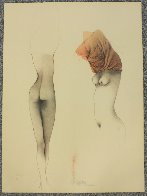 Orchideen Fuer John Limited Edition Print by Bruno Bruni - 1