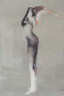 Untitled Lithograph 1981  Limited Edition Print by Bruno Bruni