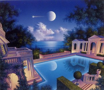 Freccia D' Oro 1996 Limited Edition Print by Jim Buckels
