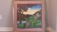 Seven Sisters Road 1988 Limited Edition Print by Jim Buckels - 1