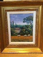 Nez Casse 2000 16x14 Original Painting by Jim Buckels - 1