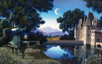 Nocturne Deluxe 1997 Limited Edition Print by Jim Buckels
