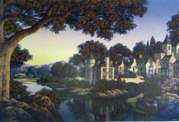 Hotel L'Ecluse 2000 Limited Edition Print by Jim Buckels