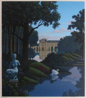 Huntress 1991 Limited Edition Print by Jim Buckels