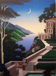 Giardino Segretto PP 1988 Limited Edition Print by Jim Buckels