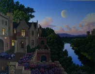 Glen Eyrie 1993 Limited Edition Print by Jim Buckels - 1