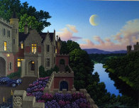 Glen Eyrie 1993 Limited Edition Print by Jim Buckels - 0