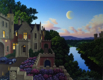 Glen Eyrie 1993 Limited Edition Print by Jim Buckels