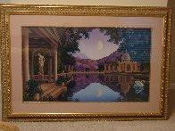 Ledas Bath 1994 Limited Edition Print by Jim Buckels - 2