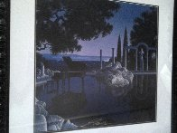 Blue Ruin 2002 Limited Edition Print by Jim Buckels - 1