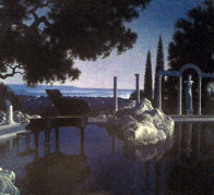 Blue Ruin 2002 Limited Edition Print by Jim Buckels - 0