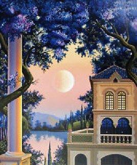 Lago Maggiore 1996 Limited Edition Print - Jim Buckels