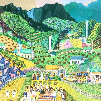 Maui No Ka Oi Limited Edition Print by Guy Buffet