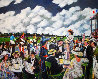 Grand Prix 1986 49x50 Original Painting by Guy Buffet - 0