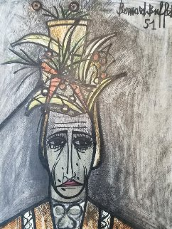 Harlequin 1951 Limited Edition Print by Bernard Buffet