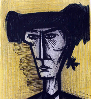 Toreador  Limited Edition Print by Bernard Buffet