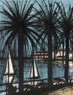 Cannes Poster 1960 Limited Edition Print - Bernard Buffet