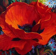 We Are One  2015 Embellished  Limited Edition Print by Simon Bull - 0