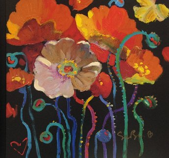 You Make Me Feel Like Dancing V 2013 Embellished Limited Edition Print by Simon Bull