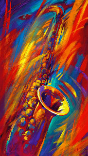 Swingtime / Good Vibrations (Set of 2) Limited Edition Print by Simon Bull