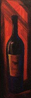 Toro Vineyard 2007 Limited Edition Print by Simon Bull