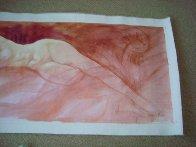 Dream Time 2000 24x54 Super Huge Original Painting by Simon Bull - 2