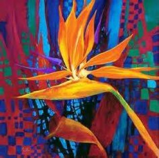 Birds of Paradise 2012 Limited Edition Print by Simon Bull