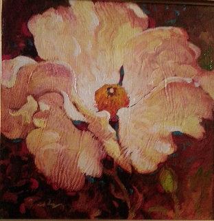 Aroma 2006 18x18 Original Painting - Simon Bull