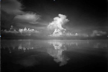 Florida Bay 3 1997 Panorama - Clyde Butcher