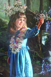Magic Lei AP 1997 Limited Edition Print by Bob Byerley