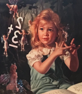 From One to Ten, Suite of 2  2001 Limited Edition Print - Bob Byerley