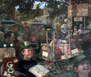 Dreamer Limited Edition Print - Bob Byerley
