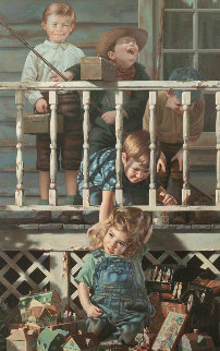 Irresistible  Limited Edition Print by Bob Byerley