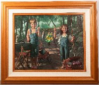Summer Snapshot  Limited Edition Print by Bob Byerley - 1