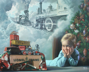 General AP 2002 Limited Edition Print by Bob Byerley