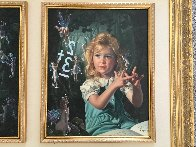 From One to Ten, Suite of 2 Paintings 1996 48x32 Huge  Original Painting by Bob Byerley - 6