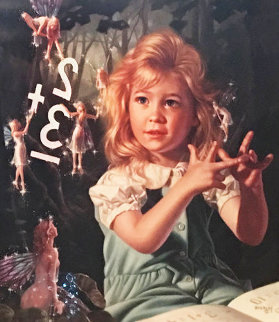 From One to Ten, Set of 2 Prints Limited Edition Print by Bob Byerley