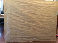 Incredible Shrinking Machine 1997 48x60 Huge  Original Painting by Bob Byerley - 3
