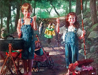 Summer Snapshot Limited Edition Print by Bob Byerley - 0