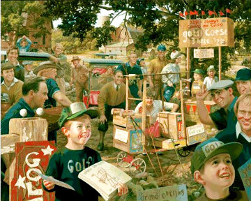 Dreamers 2003 Limited Edition Print - Bob Byerley