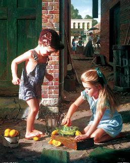 Add Water and Stir 1992 Limited Edition Print - Bob Byerley