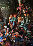 Laughing Place Embellished 1996 Limited Edition Print by Bob Byerley - 0