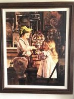 Jackpot  1993 Embellished  Limited Edition Print by Bob Byerley - 5